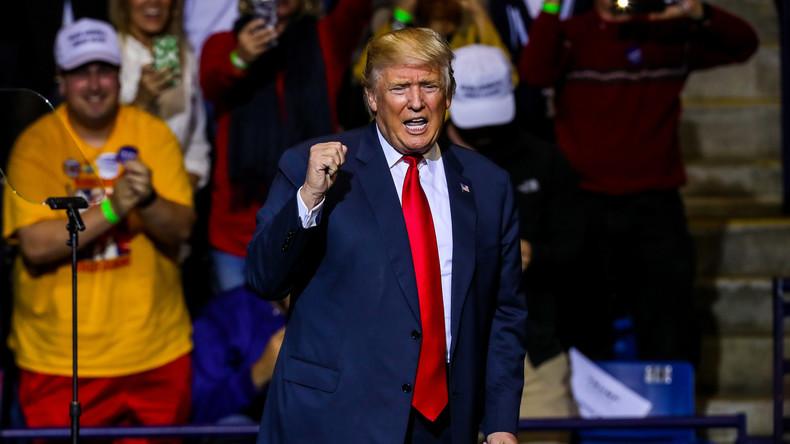 Trumps Nebenjob: Präsident wird eine Reality-Show produzieren