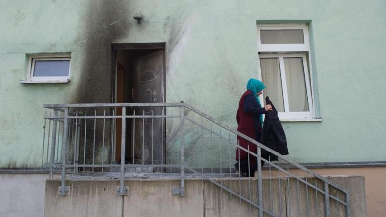 Dresden: Tatverdächtiger nach Bombenanschlägen auf Moschee festgenommen