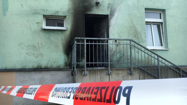 Medien: Tatverdächtiger im Fall der Dresdner Bombenanschläge war Pegida-Redner