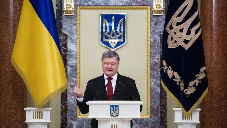 """""""Times""""-Journalist lässt sich nicht von Poroschenkos Anwälten einschüchtern"""