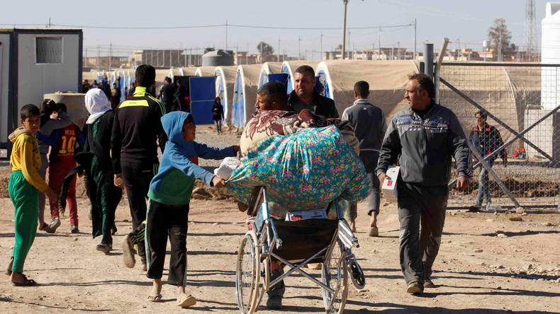 Bagdad dementiert Meldungen über einen US-Luftangriff auf irakische Soldaten
