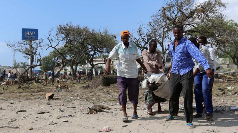 29 Menschen sterben bei Terroranschlag in Somalia