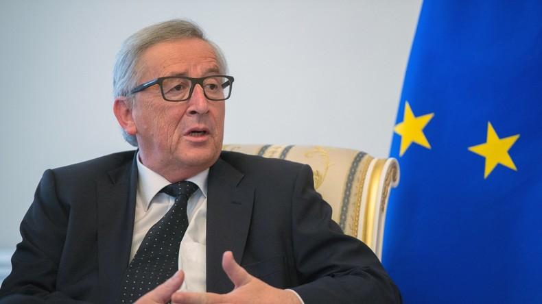 Jean-Claude Juncker spricht sich gegen Verhandlungsstopp mit Ankara aus