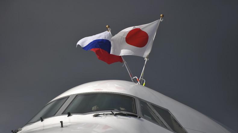 Washington soll Tokio für den anstehenden Besuch Wladimir Putins gerügt haben
