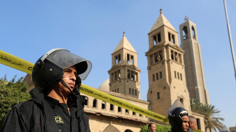 Mindestens 22 Menschen sterben bei Bombenexplosion in Kairo