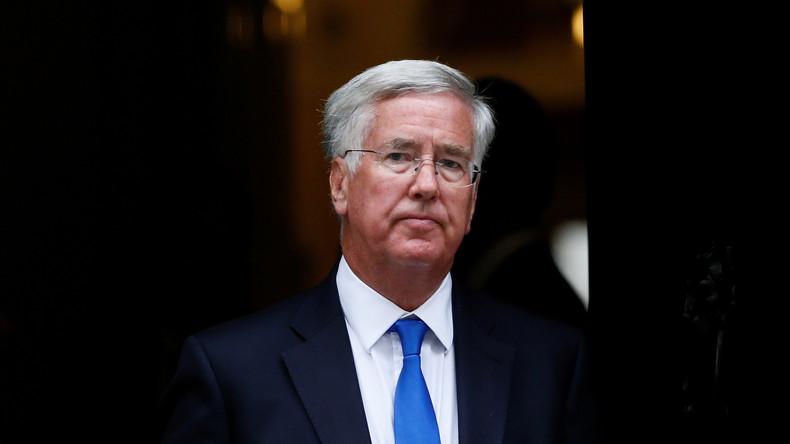 """Großbritanniens Verteidigungsminister: """"Russland ist unser strategischer Konkurrent"""""""