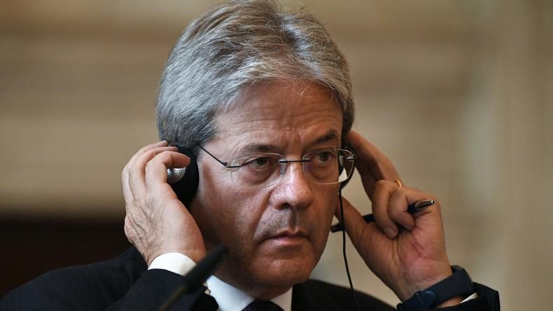 Paolo Gentiloni soll neue italienische Regierung bilden