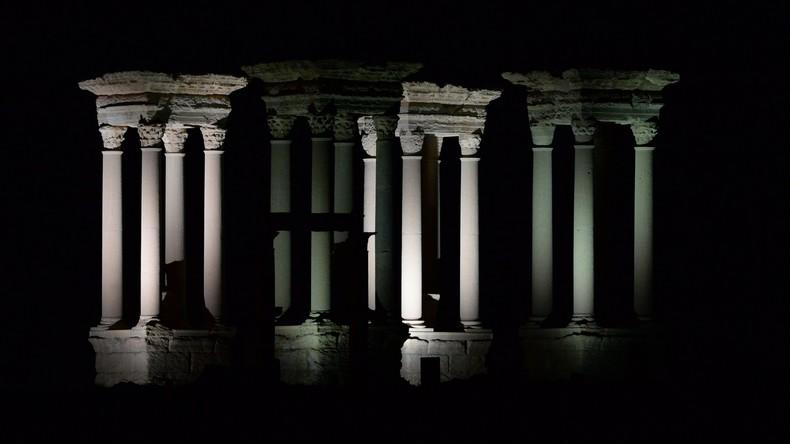 Extremisten versuchten Palmyra zurückzuerobern