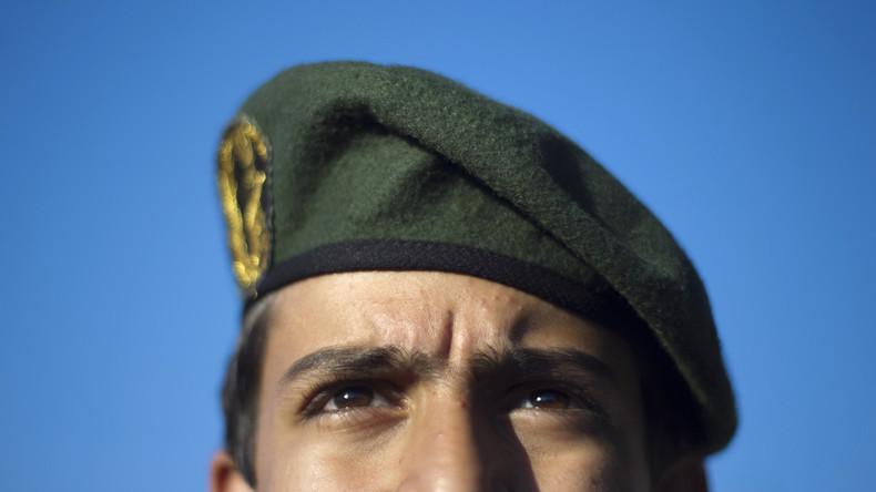 Iranische Bodentruppen starten groß angelegte Manöver