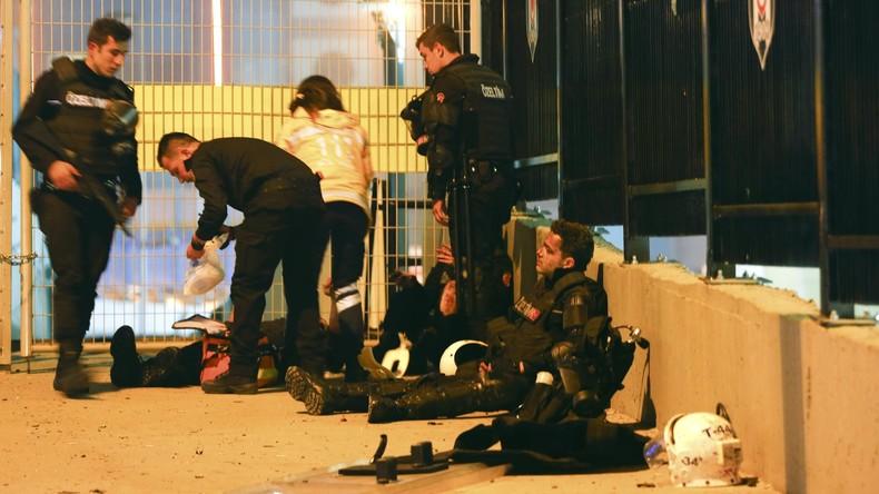 """""""Freiheitsfalken Kurdistans"""" bekennen sich zum Doppelanschlag in Istanbul"""
