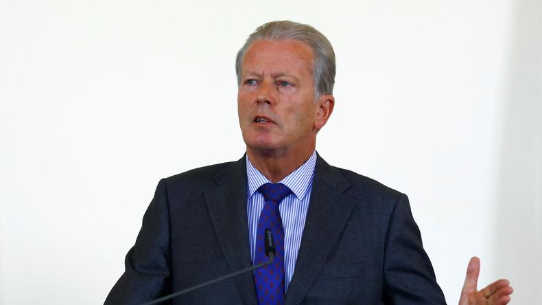"""Österreichs Vizekanzler: """"Ich bin für eine stufenweise Aufhebung der Russland-Sanktionen"""""""