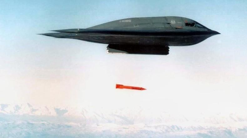 """Russlands Außenministerium: US-Atomwaffen in Deutschland sind """"Überreste des Kalten Krieges"""""""