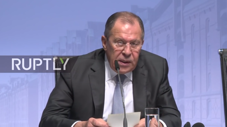 Deutsche Medien Anführer globaler Anti-Russland-Bewegung entgegen der Freundschaft unserer Völker
