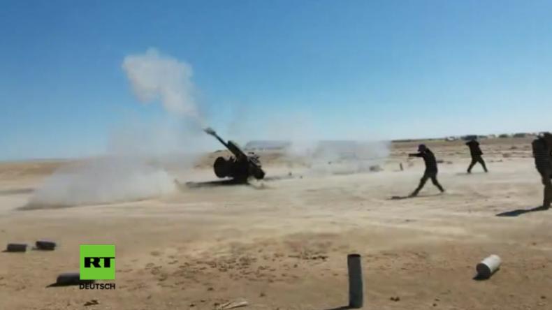 Palmyra: Stadt wieder unter Herrschaft des IS – SAA plant neue Offensive