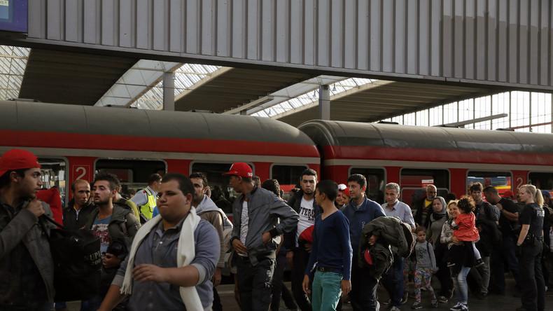 Trotz sinkender Migrantenzahlen: Knapp 60 Prozent der Deutschen nennen Flüchtlinge größtes Problem