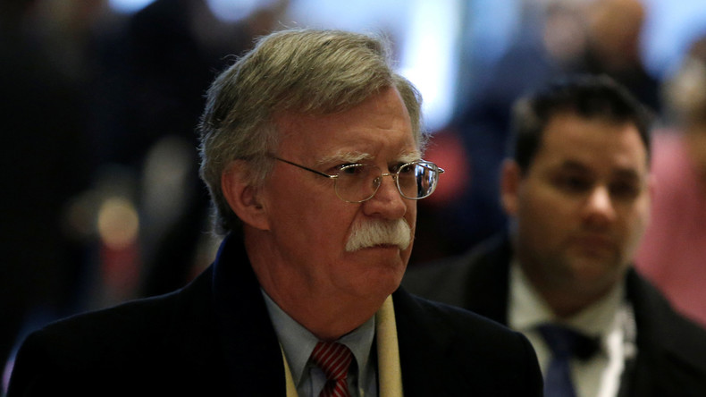 "Ehemaliger US-Botschafter Bolton: ""Hackerangriffe könnten auch False Flag der US-Regierung sein"""