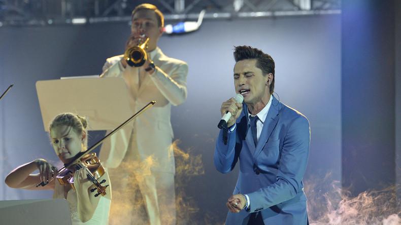 Der vielleicht größte russische Popstar: Dima Bilan im Gespräch mit RT Deutsch