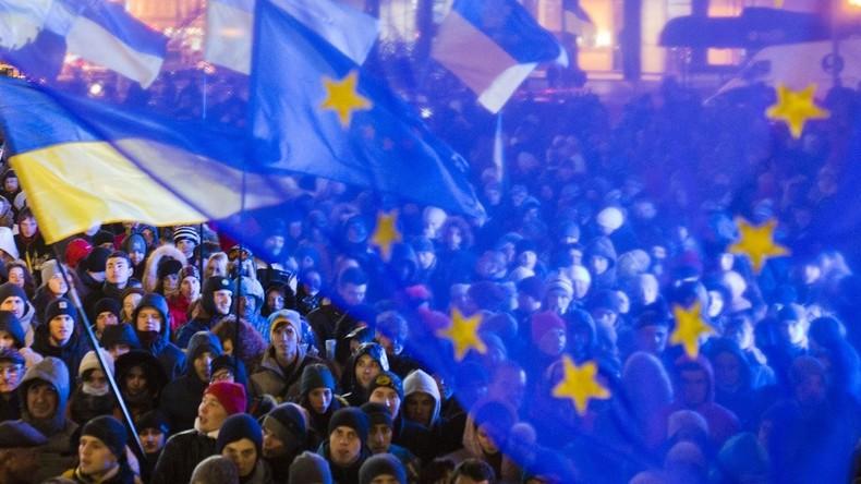 Den Haag nennt Bedingungen für EU-Assoziierung mit der Ukraine