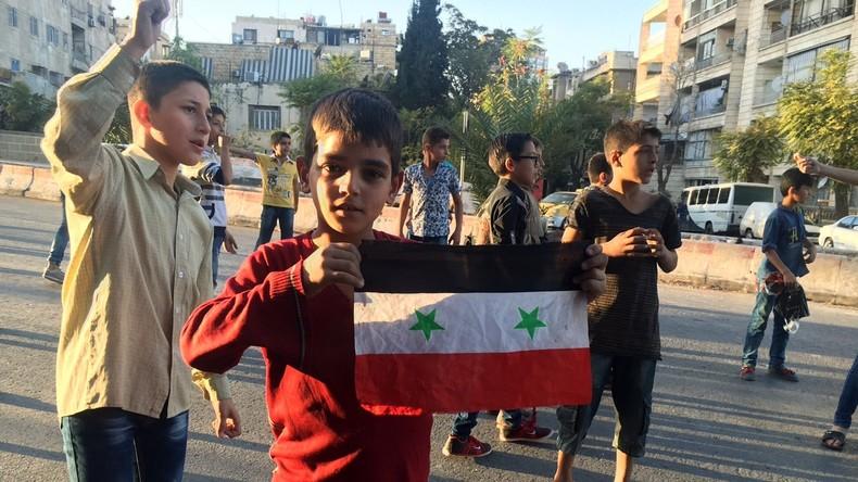 #AleppoVictory - Aleppo von Terroristen komplett befreit