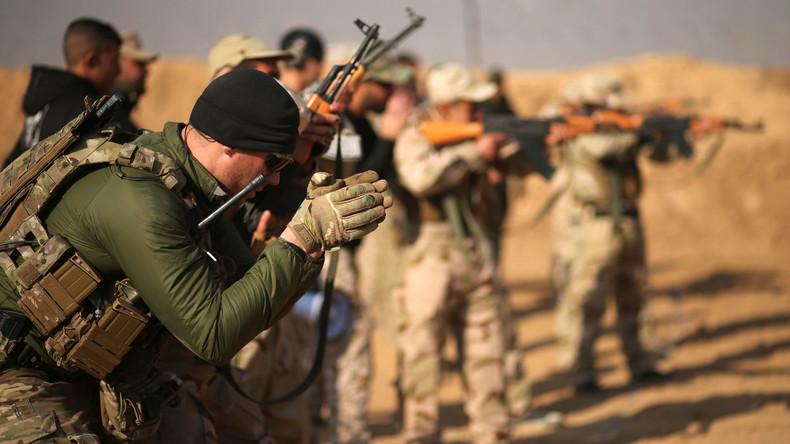 Schlacht um Rakka - USA verlegen weitere Militärberater an die Frontlinien in Syrien