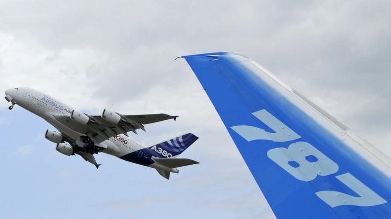 Boeing macht Megadeal mit Iran - Airbus bleibt nach US-Druck außen vor