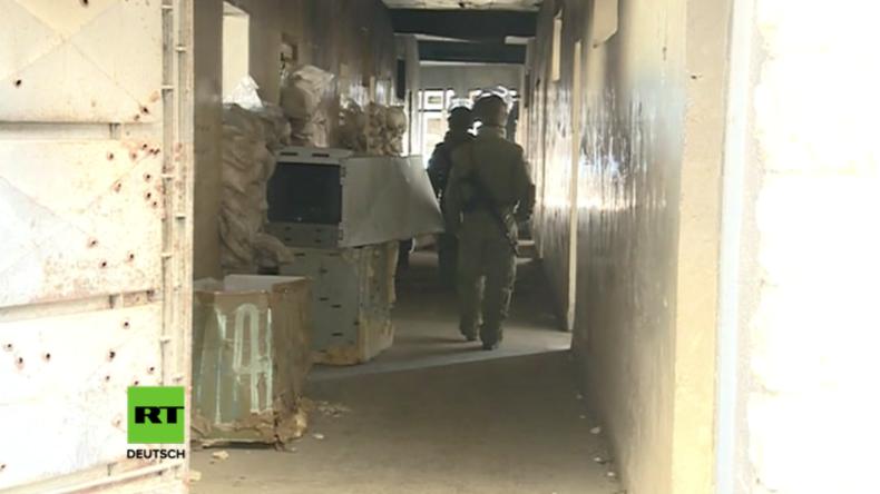 Aleppo: Über 31 Hektar entmint - Extremisten nutzten Schulen und Krankenhäuser als Stützpunkte