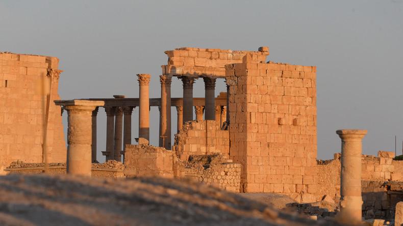 US-Senator: IS dient US-Regierung und lokalen Verbündeten als Werkzeug