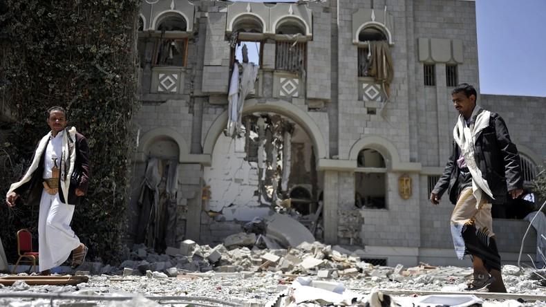 Die USA wollen Militärhilfe für Saudi-Arabien wegen der Luftangriffe auf Jemen reduzieren - Medien