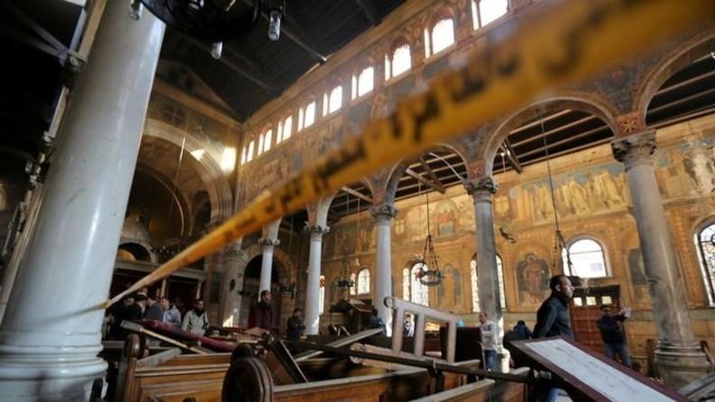 IS bekennt sich zum Terroranschlag in Kairo