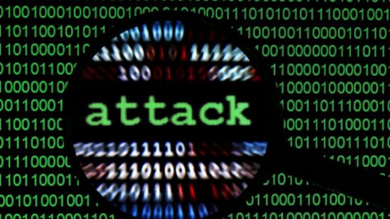 DDoS-Attacke auf Webseite des ukrainischen Verteidigungsministeriums verübt
