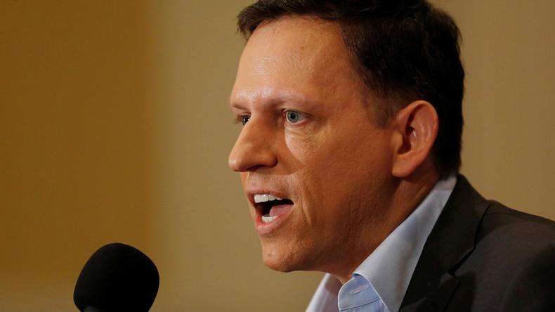 Mit Palantir auf Jagd nach Illegalen: Profitiert Peter Thiel persönlich von Trumps harter Linie?