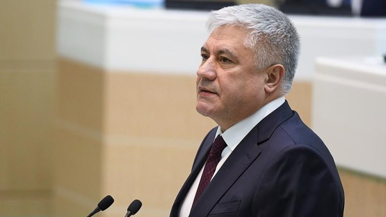 Russischer Innenminister: Zustrom von Migranten aus Syrien und der Ukraine wächst