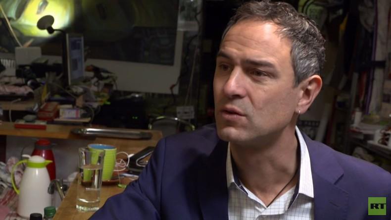 Daniele Ganser: Illegale Kriege - Deutschlands völkerrechtswidriger Einsatz in Syrien