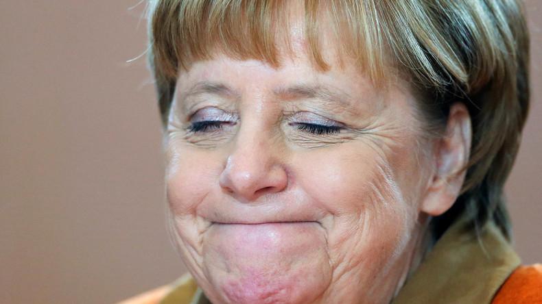 Die Geisterfahrerin von Berlin: Es wird einsam um Merkel-Deutschland
