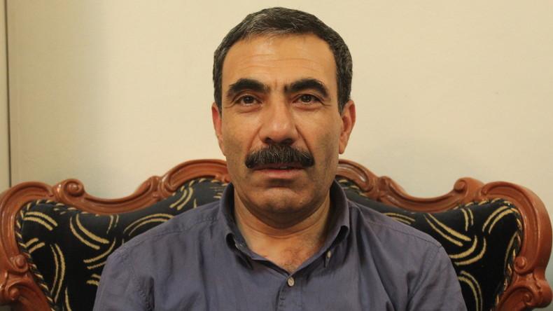 """Kurdenführer Aldar Xelil im Exklusiv-Interview:""""Wir sind bereit für Verhandlungen mit Assad"""""""