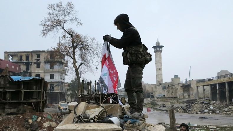 Aleppo fast vollständig befreit: Aussagen der Einwohner bringen US-Außenamt in Erklärungsnot