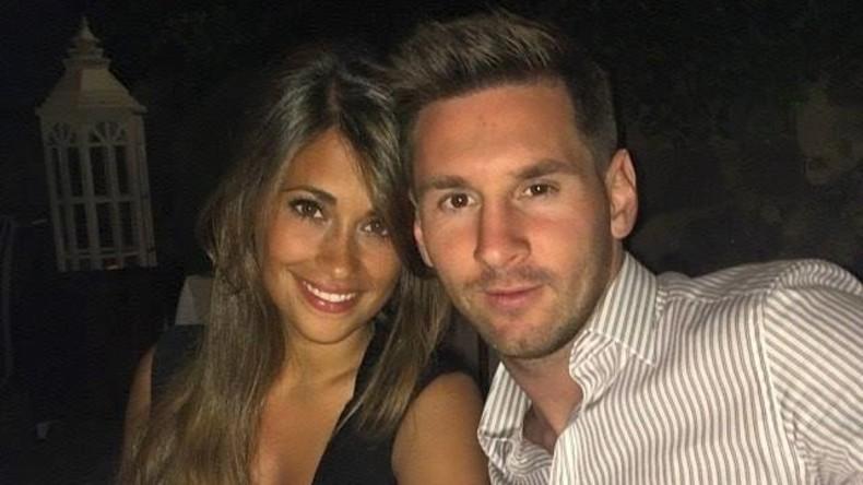 Lionel Messi wird 2017 heiraten