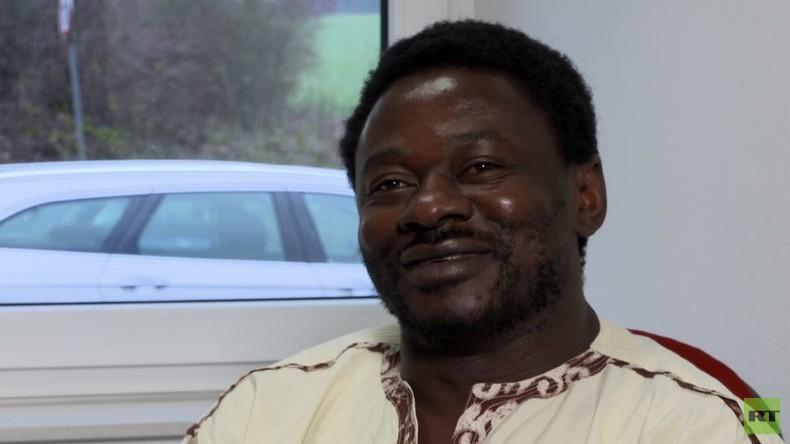 Chicgoua Noubactep: Ein gebürtiger Kameruner ist Bürgermeister von Rittmarshausen