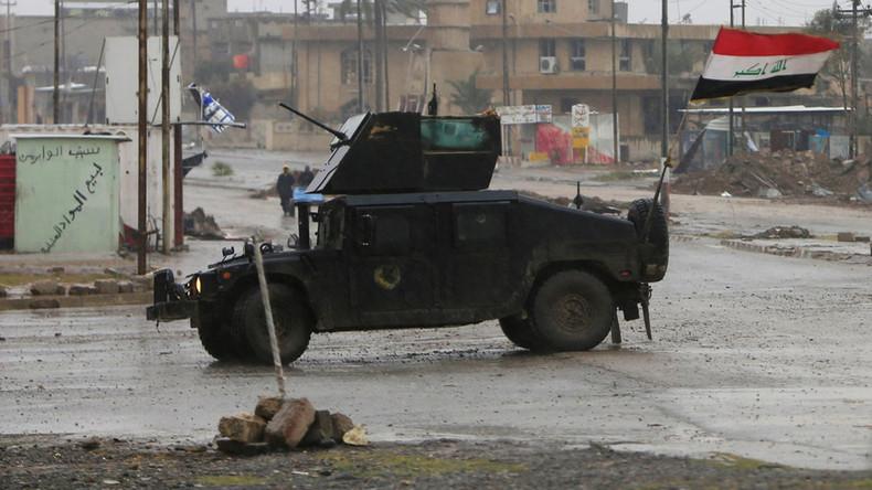 Irak - Der vergessene Krieg