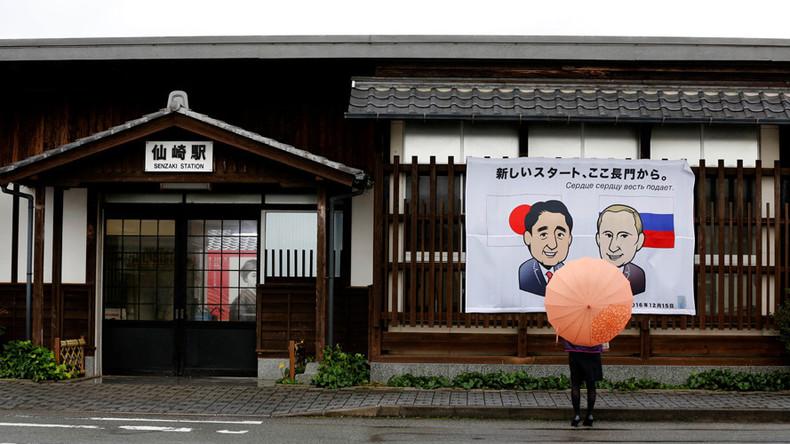 Russland will gemeinsamen Investitionsfonds mit Japan aufbauen