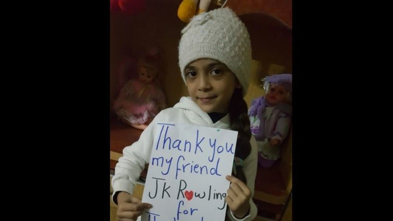 Westliche Propaganda-Kampagne: Instrumentalisierung der 7-jährigen Bana Alabed aus Aleppo
