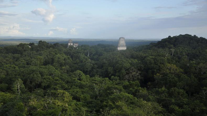 Forscher entdecken Straßennetz der Maya in Guatemala