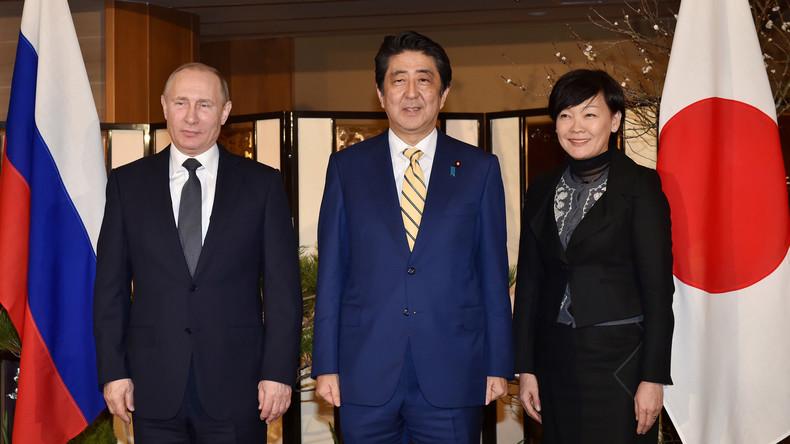 Putin in Japan – Hoffnungen auf einen Friedensvertrag 65 Jahre nach Kriegsende
