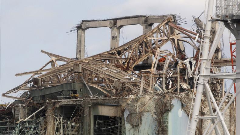 Radioaktive Strahlung von Fukushima erreicht US-Küste