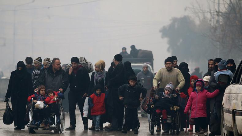 Gouverneur von Aleppo ruft EU-Staatschefs auf, Beobachter in die Stadt zu senden