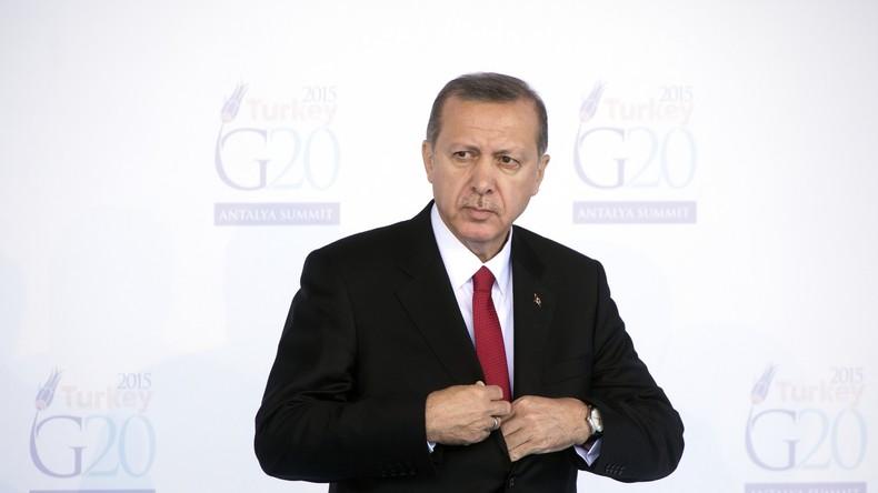 Erdoğan droht Europa mit Plan B