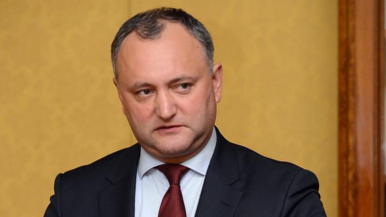 Präsident Moldawiens: Durch EU-Assoziierungsabkommen Hälfte des Exports nach Russland verloren