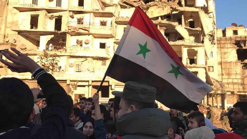 Abzug der Terroristen aus Aleppo abgeschlossen, alle Frauen und Kinder befreit