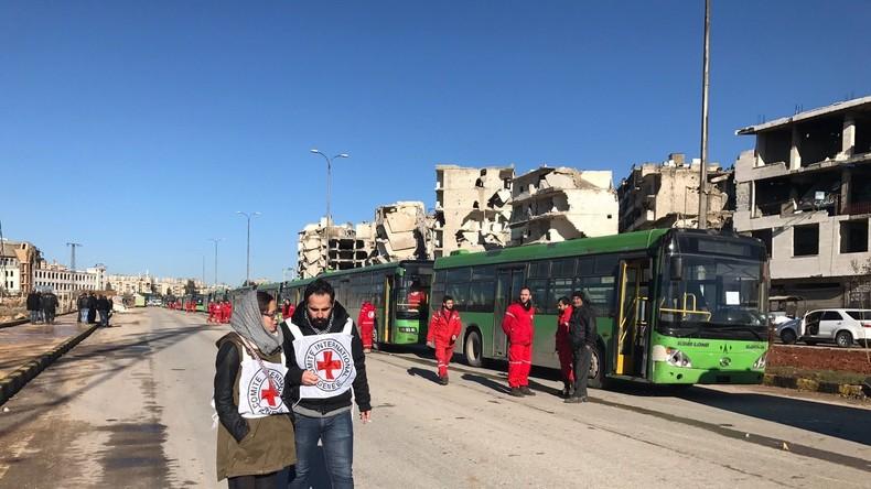 """""""Nach Aleppo auch Waffenstillstand für ganz Syrien"""" - Russland ermöglicht humanitären Korridor"""