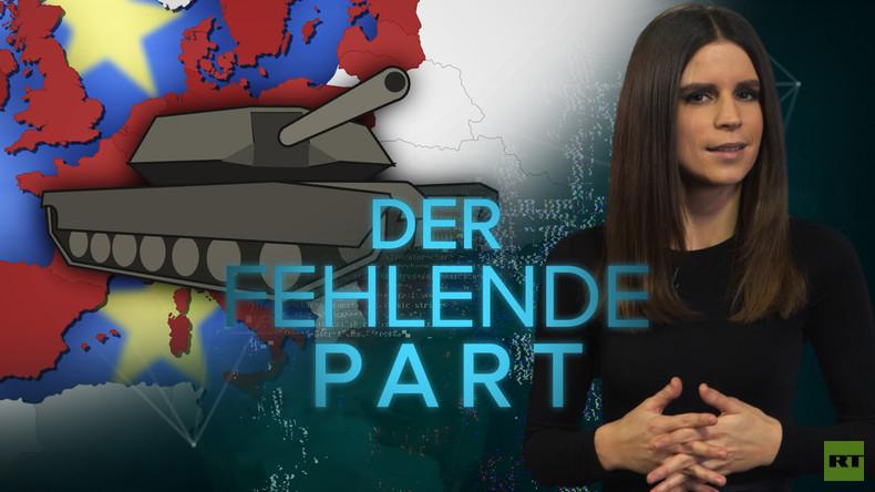 DER FEHLENDE PART: Europa rüstet auf [S2 – E109]